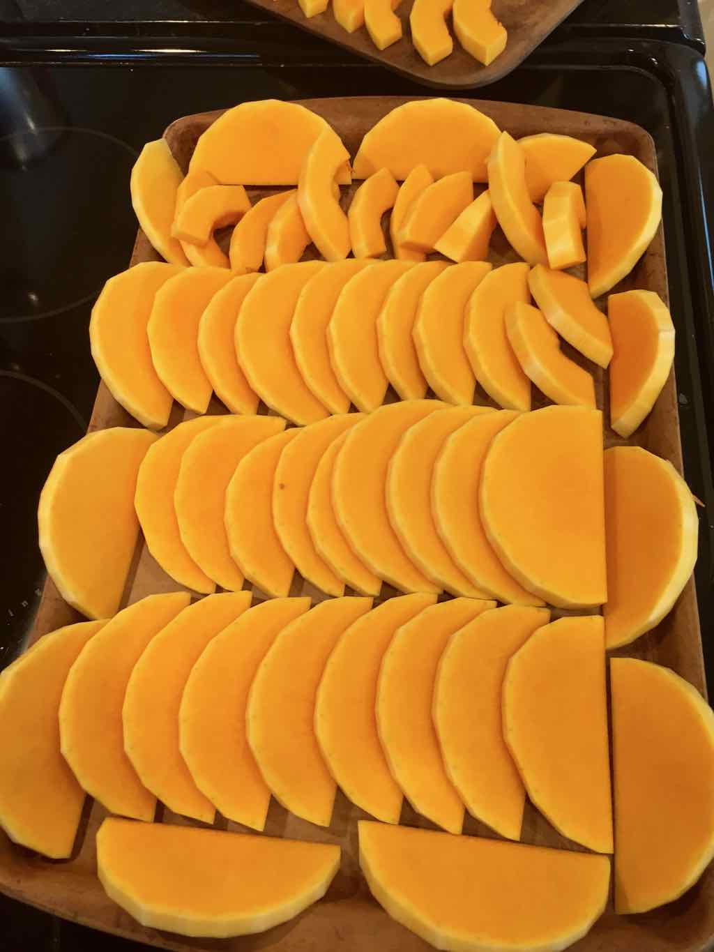 roast butternut squash no-oil